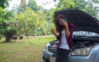 Consigli utili per chi rimane con l'auto in avaria