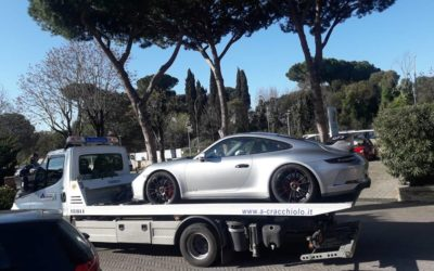 Quanto bisogna spendere per un soccorso stradale a Roma?