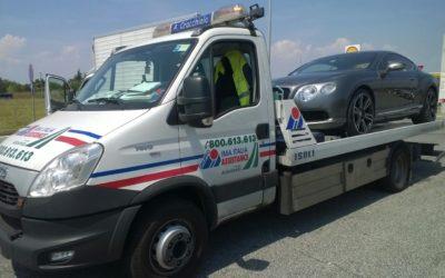 Norme di primo soccorso stradale con il Carroattrezzi a Roma
